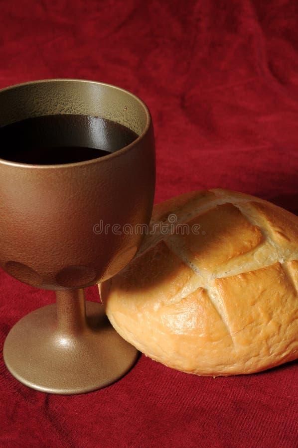 Heilige Communie stock fotografie