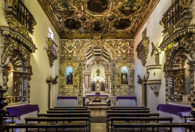 Heilige Francis Convent stock fotografie