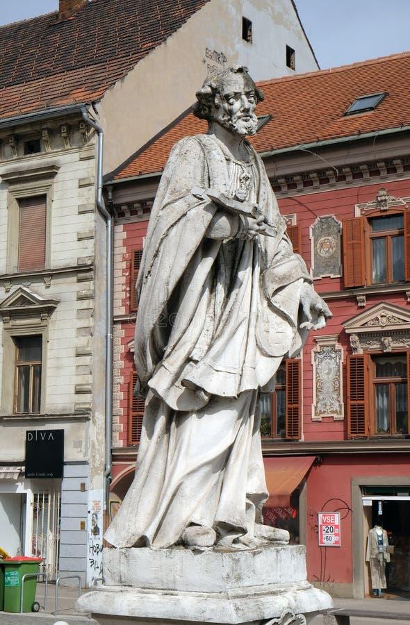 Heilige Francis Xavier royalty-vrije stock afbeelding