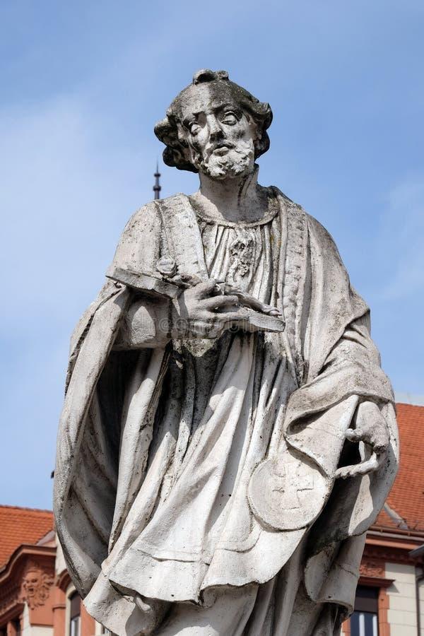 Heilige Francis Xavier royalty-vrije stock foto