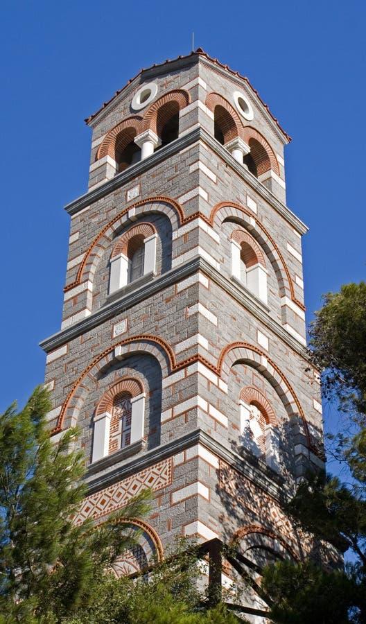 Heilige George Kreta Griekenland royalty-vrije stock afbeeldingen