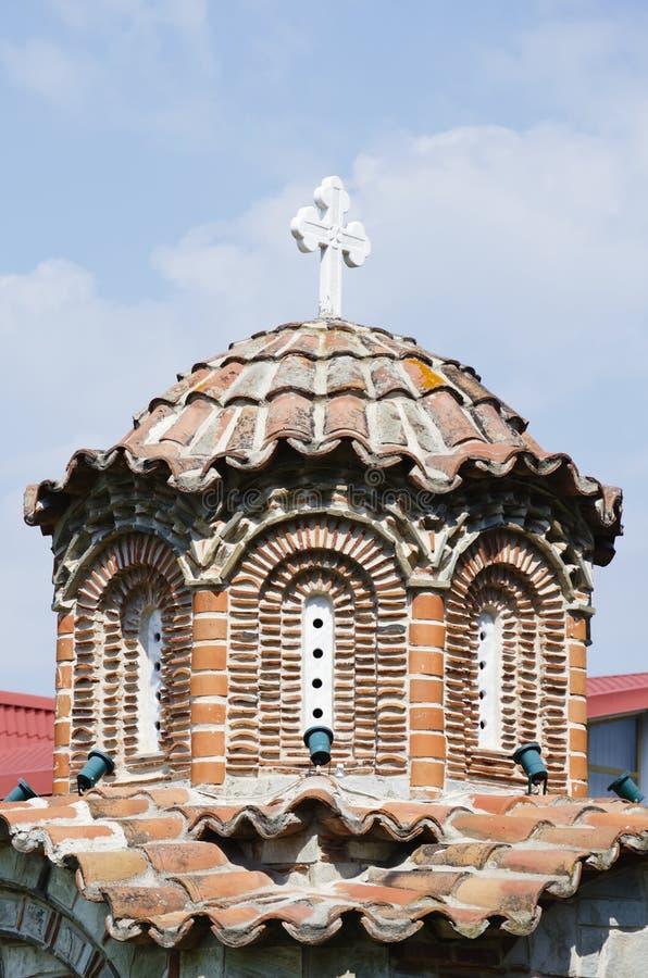 Heilige George Monastery van Giurgiu, Roemenië royalty-vrije stock fotografie
