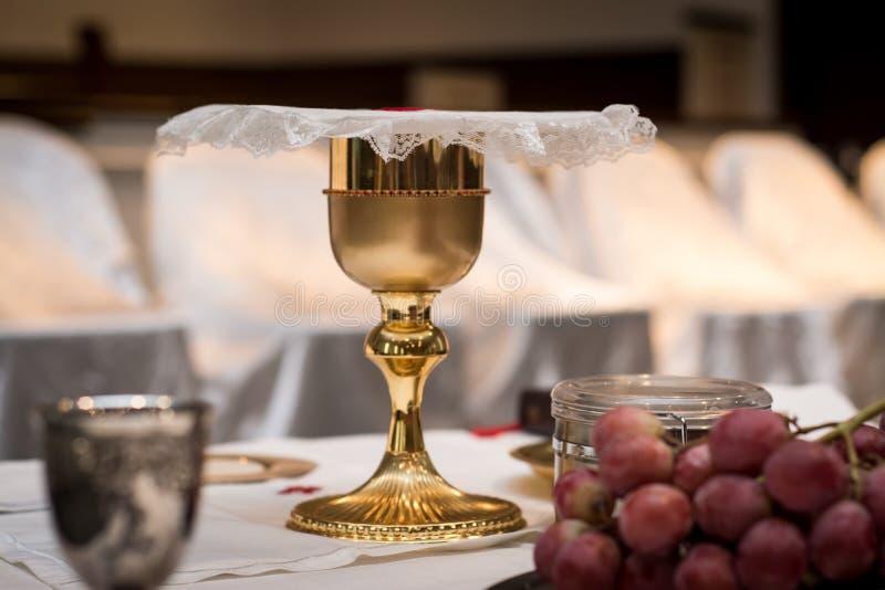 Heilige Grail stock fotografie