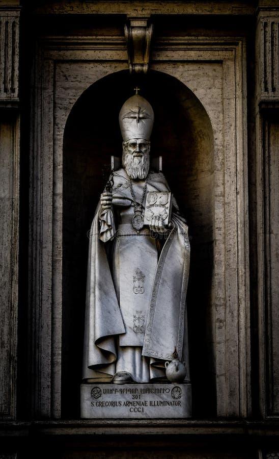 Heilige Gregory royalty-vrije stock foto's