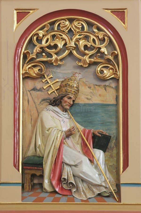 Heilige Gregory stock foto's