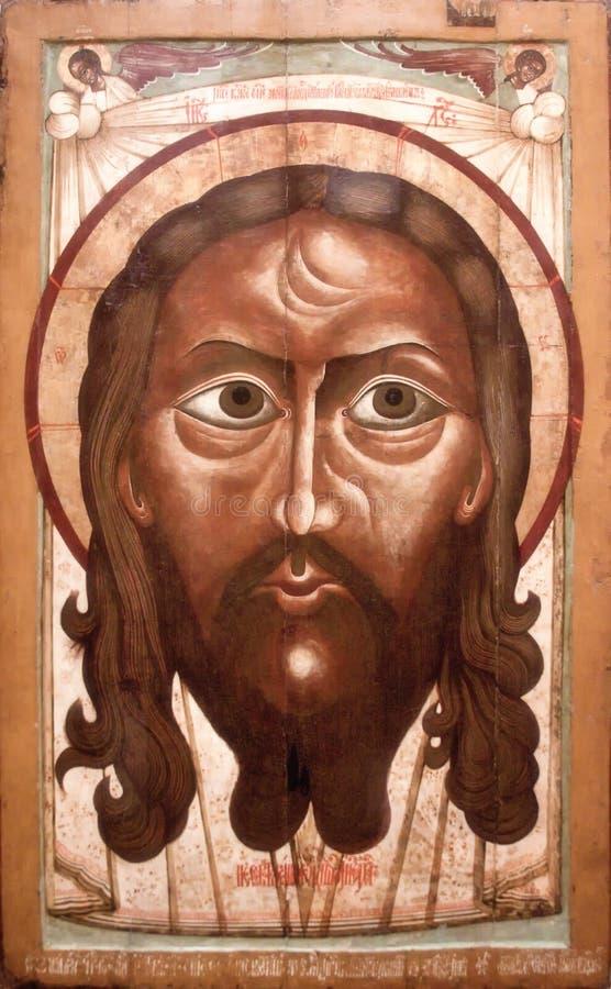 Heilige Ikone lizenzfreie abbildung