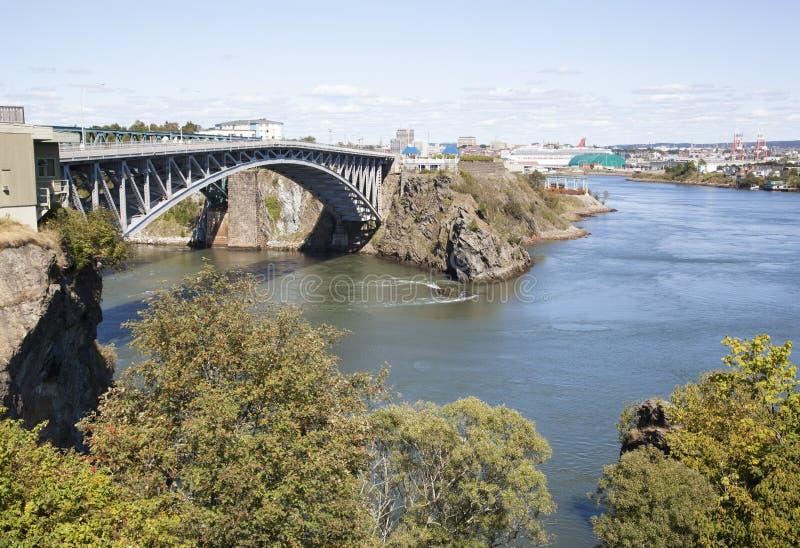 Heilige John River royalty-vrije stock fotografie