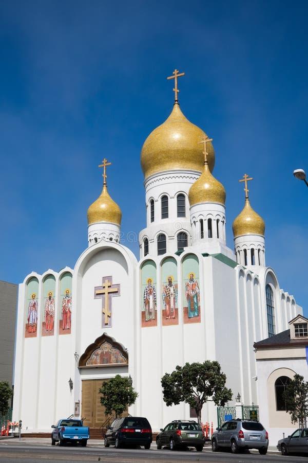 Heilige Jungfrau-Kathedrale stockfotos