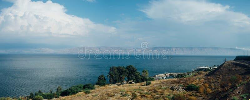 Heilige landreeks - Overzees van Galilee#2 royalty-vrije stock fotografie