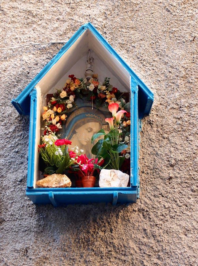Heilige Mary lizenzfreies stockfoto