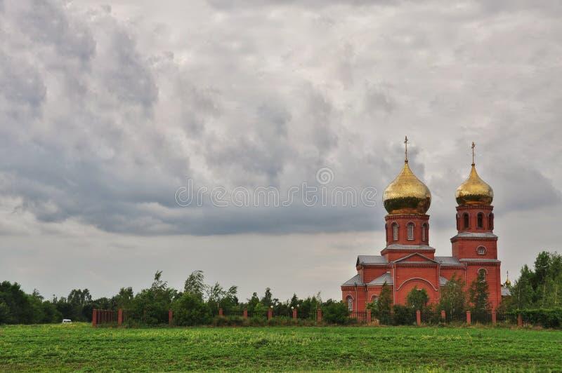 Heilige Panteleimon Orthodox Church stock fotografie