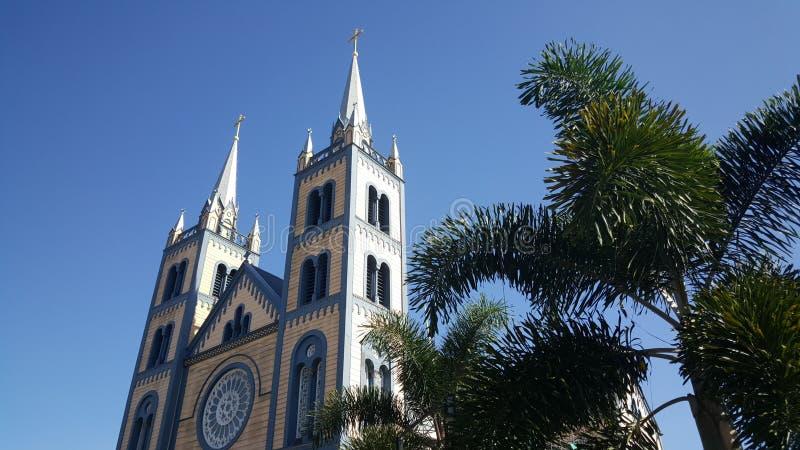 Heilige Peter en Paul Cathedral stock afbeeldingen