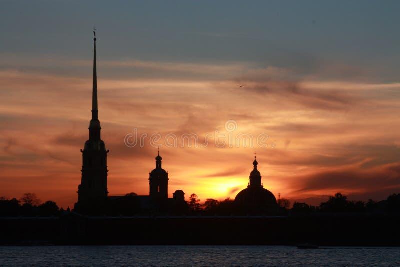 Heilige-Petersburg royalty-vrije stock fotografie