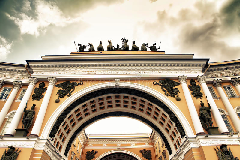 Heilige Petersburg royalty-vrije stock afbeelding