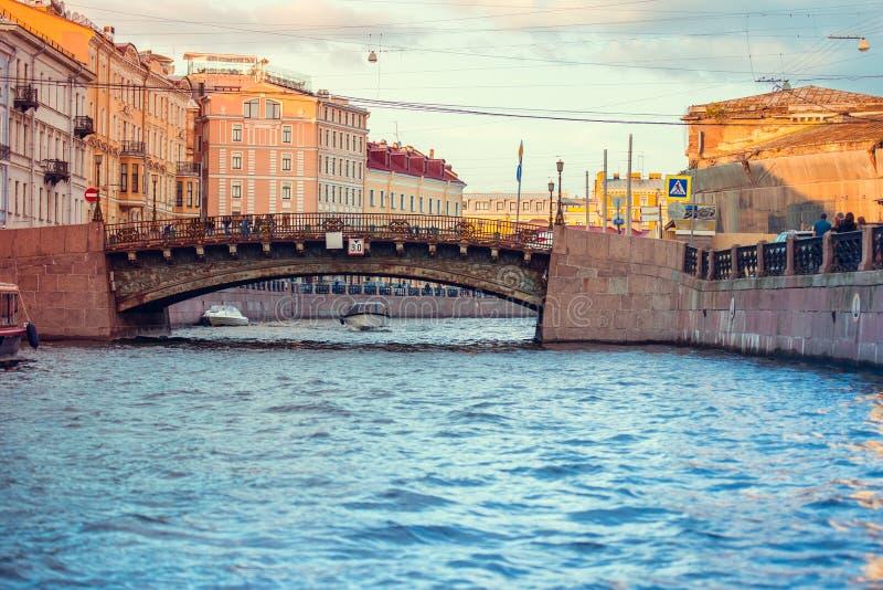 Heilige Petersburg royalty-vrije stock foto's