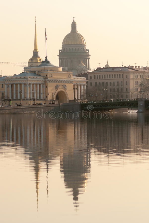 Heilige-Petersburg 1 royalty-vrije stock afbeeldingen
