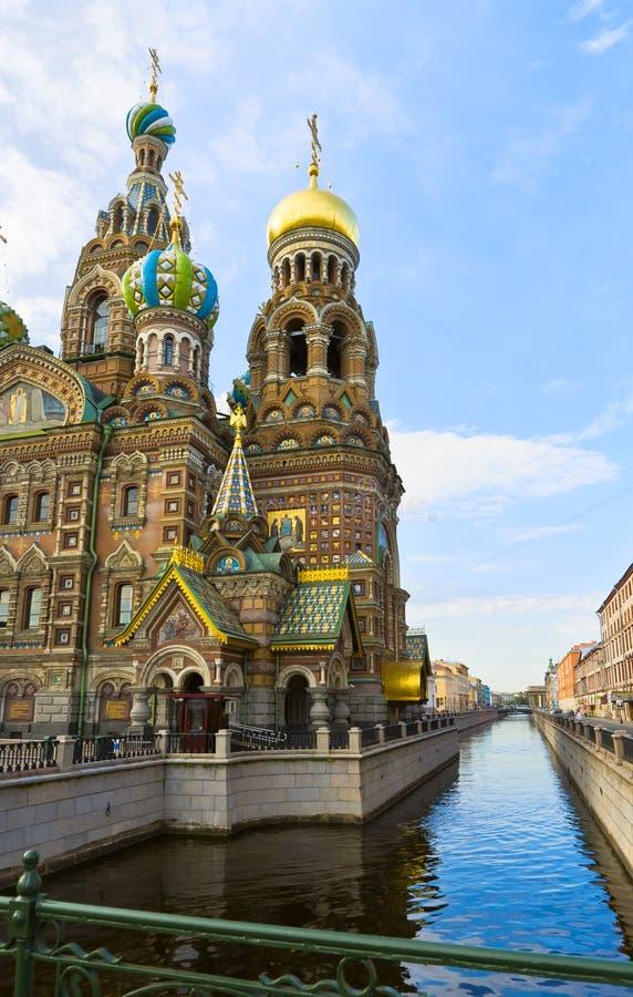 Heilige-Petersburg, Rusland royalty-vrije stock afbeelding