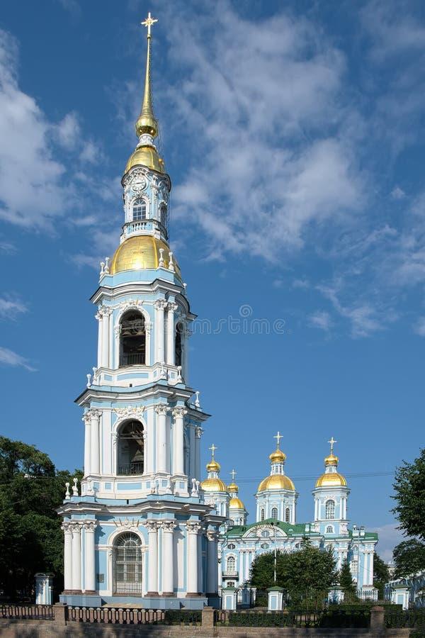 Heilige Petersburg, Rusland stock afbeeldingen