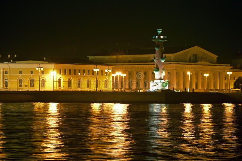 Heilige Petersburg Rusland stock afbeeldingen