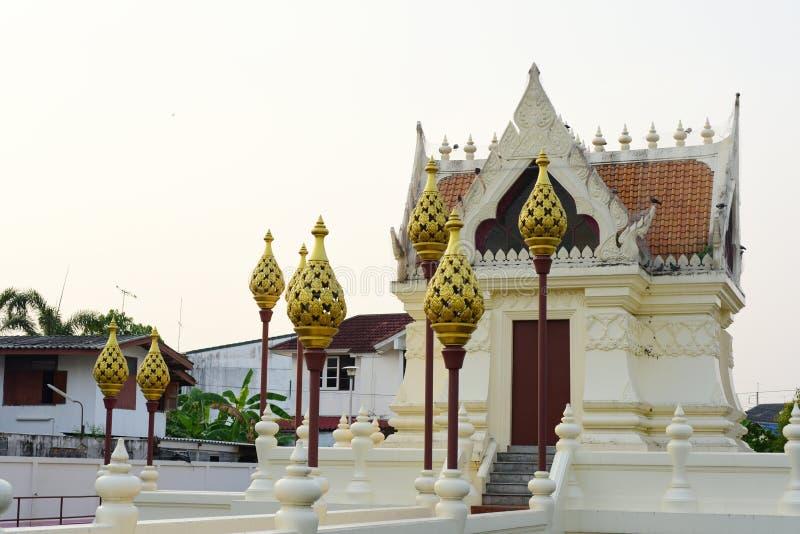 Heilige plaatsen voor de mensen om te aanbidden royalty-vrije stock afbeeldingen