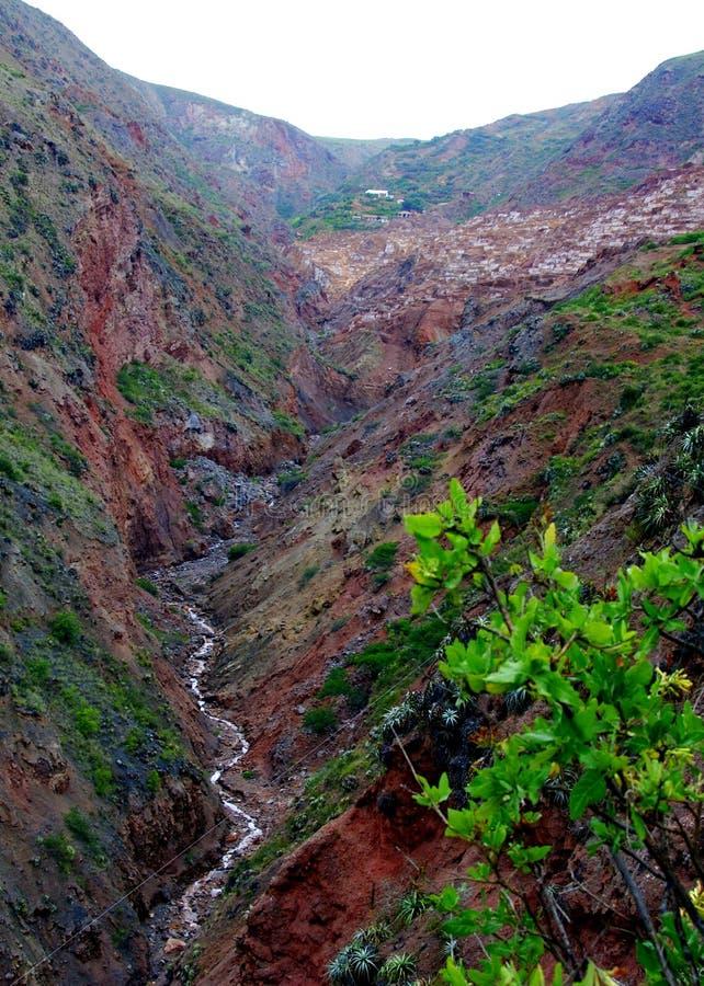 Heilige Vallei Van Incas Stock Foto