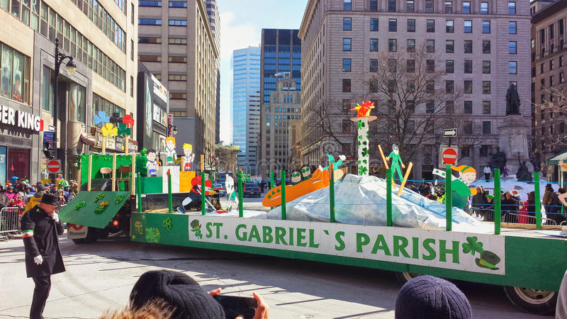Heiligen Patricks Tag lizenzfreie stockfotografie