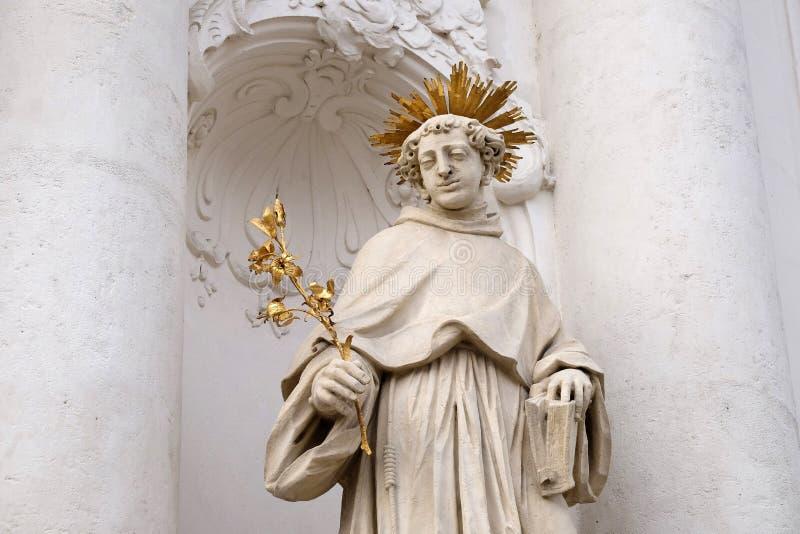 Heiliger Anthony von Padua lizenzfreies stockfoto