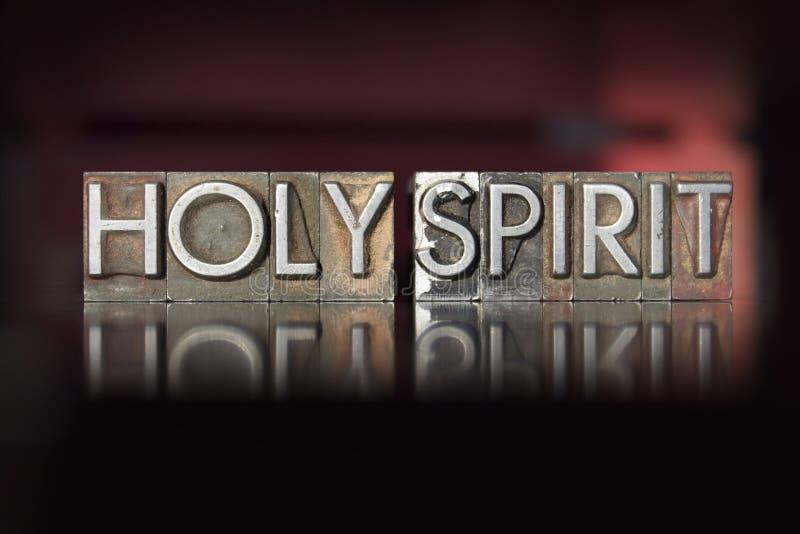 Heiliger Geist Briefbeschwerer stockfotografie