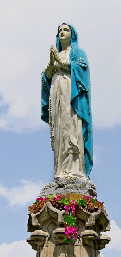 Heiliger Mary lizenzfreie stockbilder