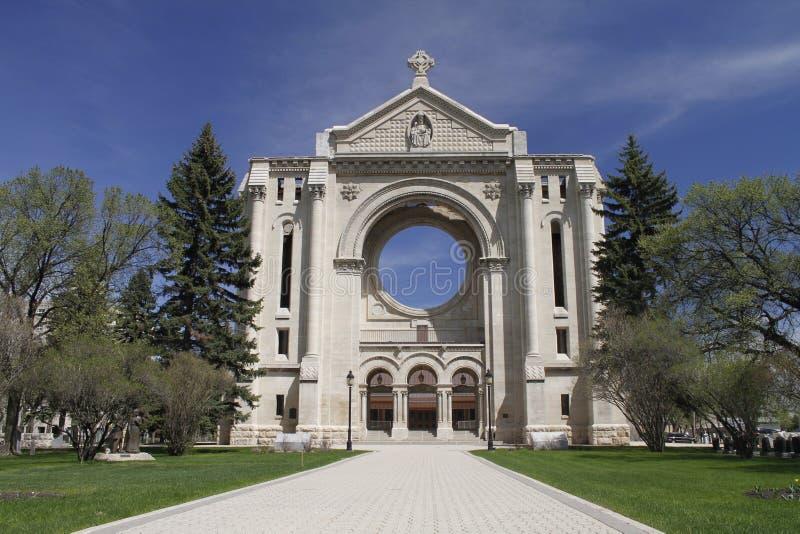 Heiliges Boniface Cathedral stockbilder