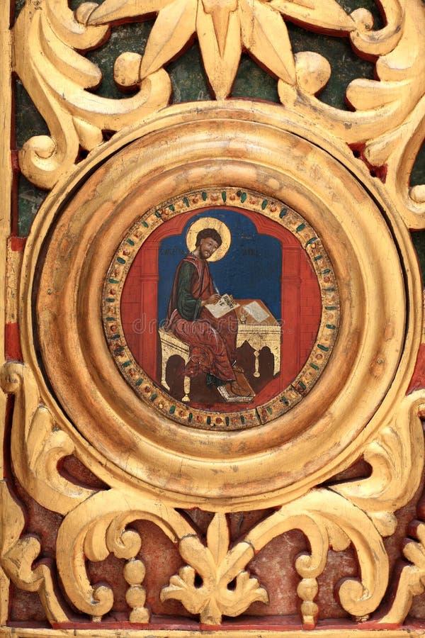 Heiliges Luke lizenzfreies stockbild
