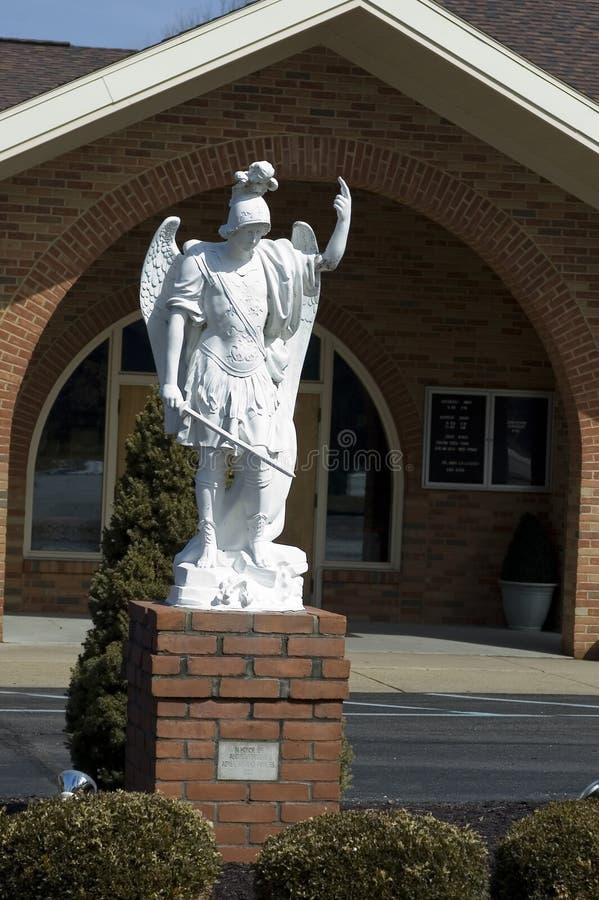 Heiliges Michael stockbild