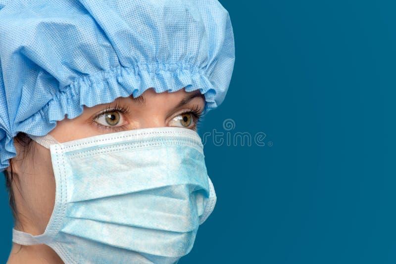 Heilpraktikerin stockfoto