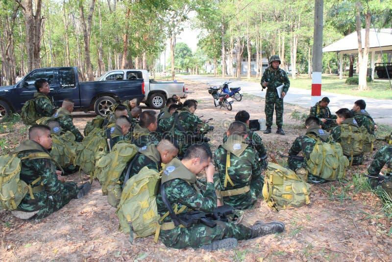 Heilsarmee Thailand stockbilder