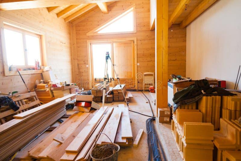 Heimwerkenmaterialien stockfoto