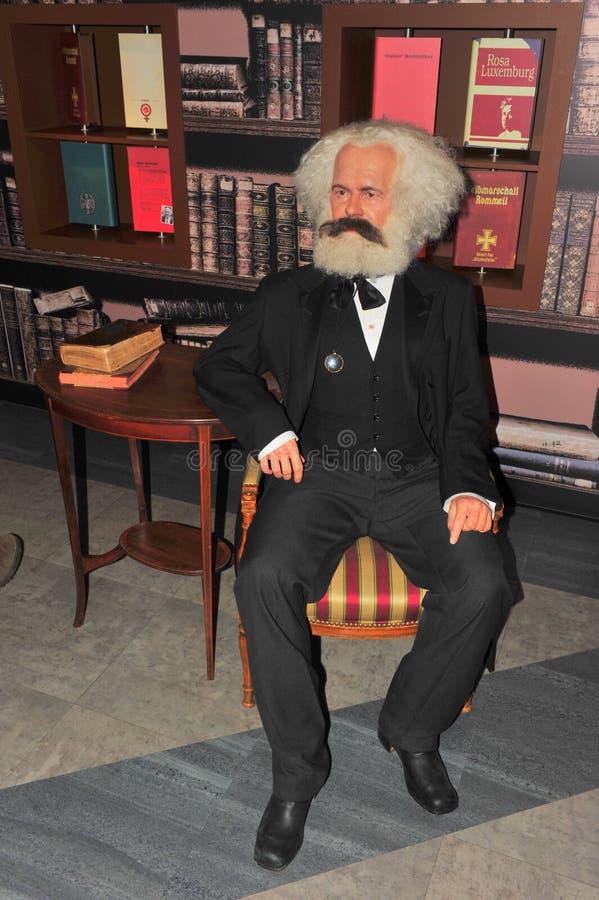 heinrich Karl Marx royaltyfri bild