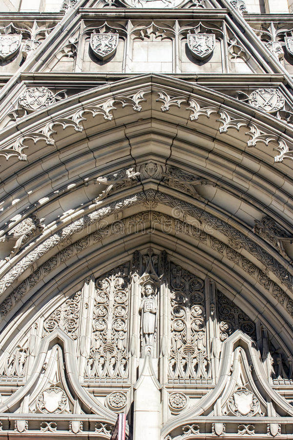 Heinz Chapel Arch stock fotografie