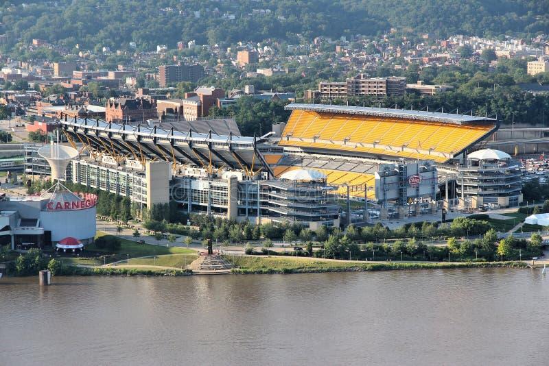 Heinz Field-stadion royalty-vrije stock fotografie