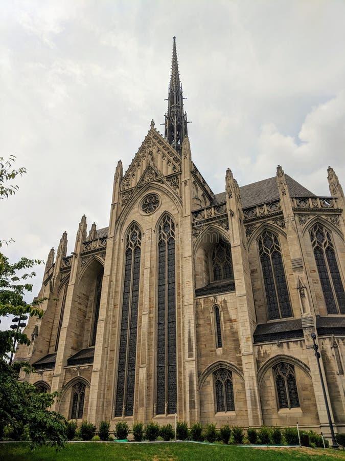 Heinz Memorial Chapel foto de stock