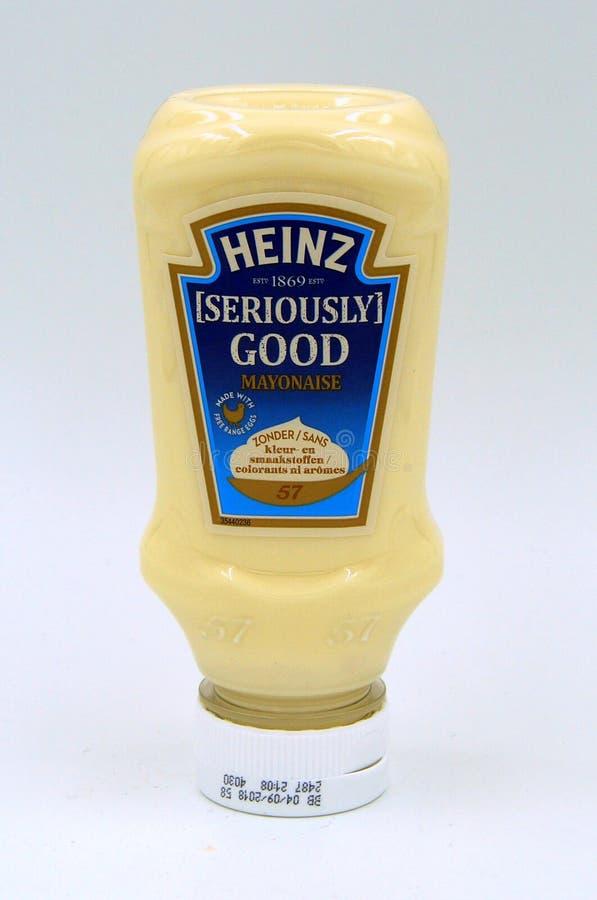 Heinz Seriously Good Mayonaise fotos de stock