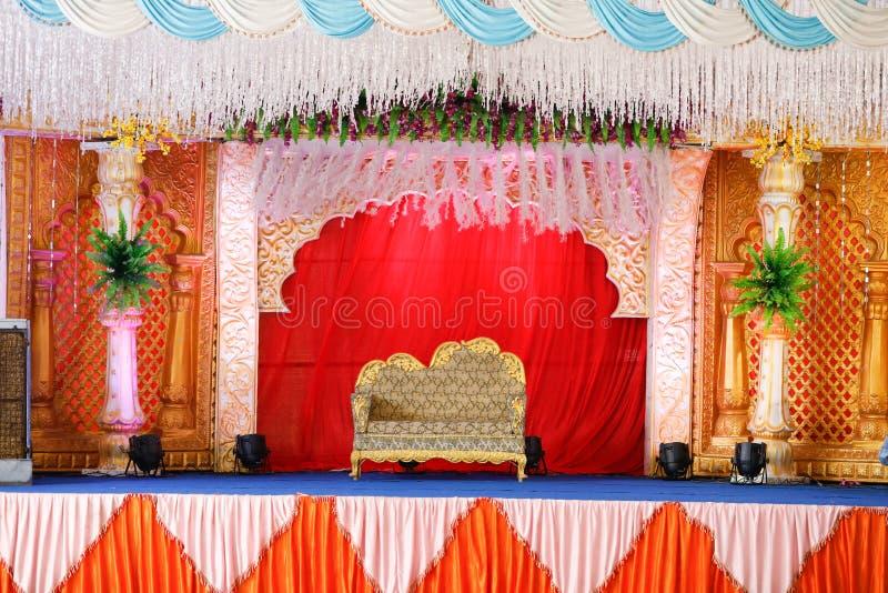 Heiratsstadium von Blumen entwerfen lizenzfreie stockfotos