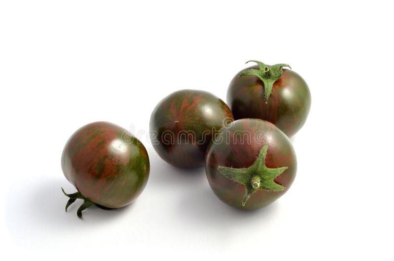 Heirloom cherry tomatoes royalty free stock photos