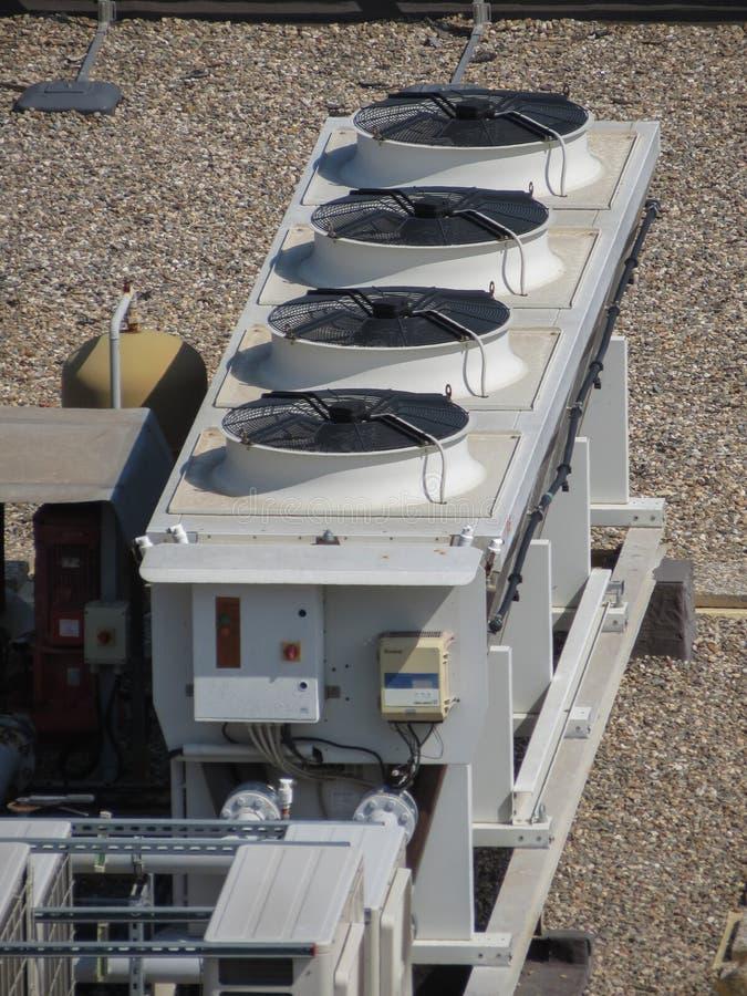 Heizungsbelüftung und Klimaanlagengerät stockfotografie