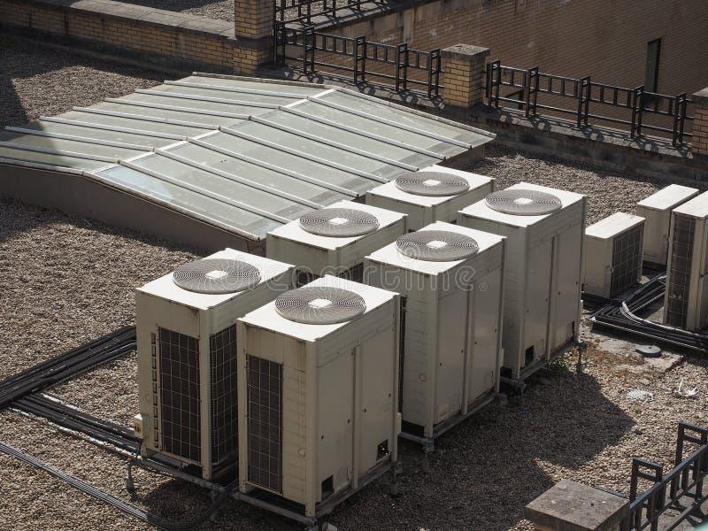 Heizungsbelüftung und Klimaanlagengerät lizenzfreie stockfotografie
