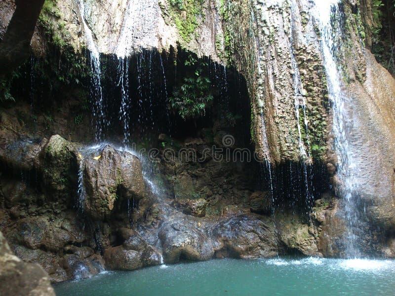 Helaas Kandung-Waterval royalty-vrije stock fotografie