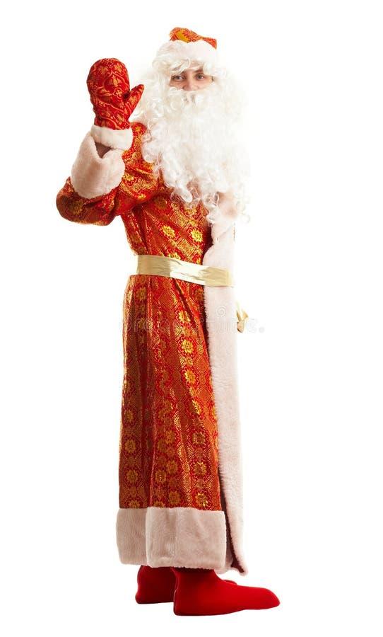 Download Helada De Gato. Papá Noel Tradicional Imagen de archivo - Imagen de holiday, caucásico: 7284031