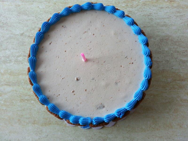 Helado Cake foto de archivo