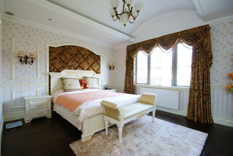Helder en comfortabel huis royalty-vrije stock fotografie