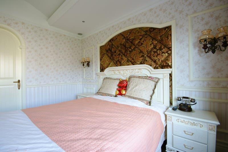 Helder en comfortabel huis royalty-vrije stock foto