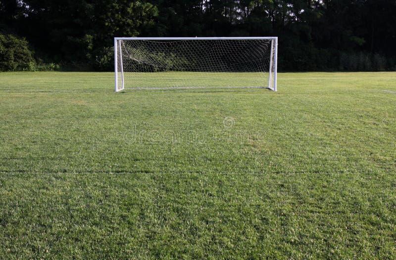 Helder Netto Voetbal royalty-vrije stock afbeelding